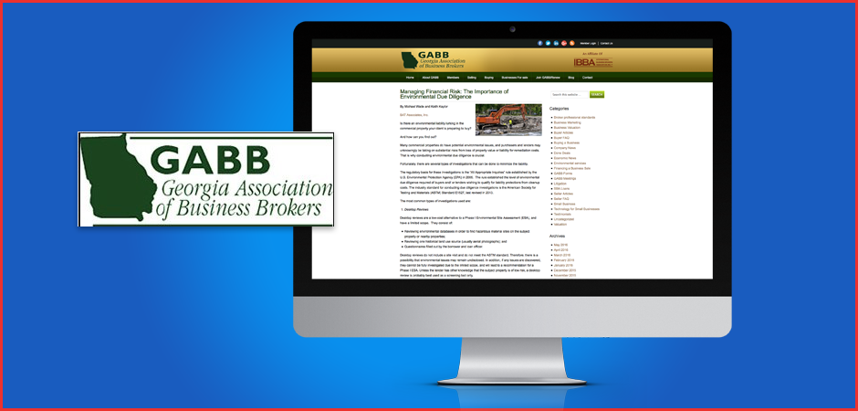 BAT Associates, Inc. BIA News Item